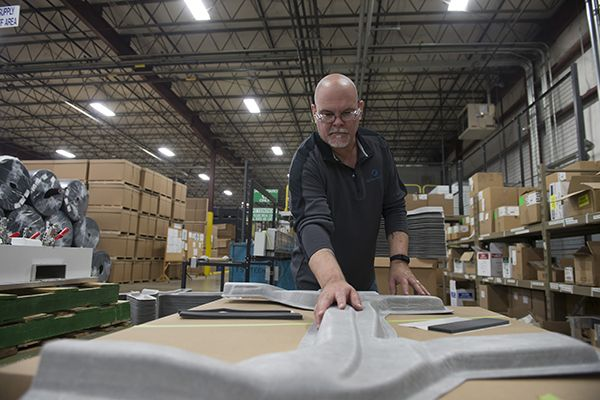 Oji's 80000 square-feet manufacturing facility